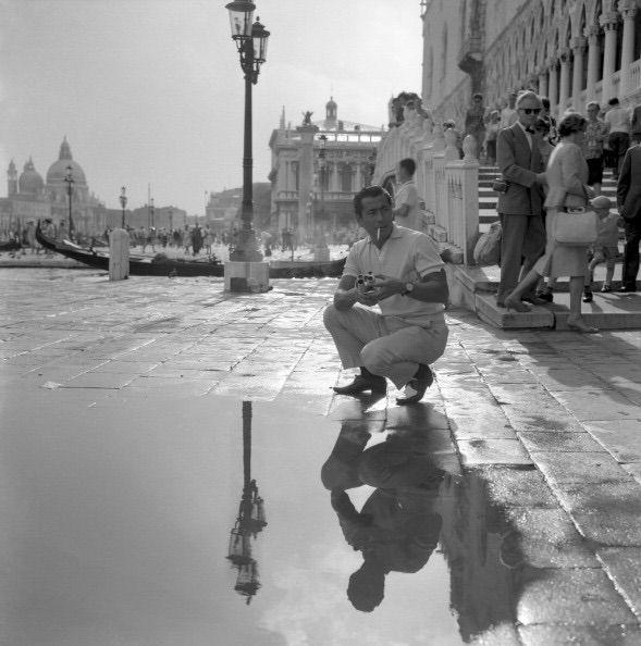 Toshirou Mifune in Italy