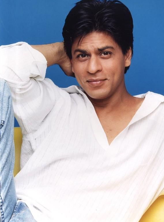 Shahrukh Khan Cool Photo Shoot