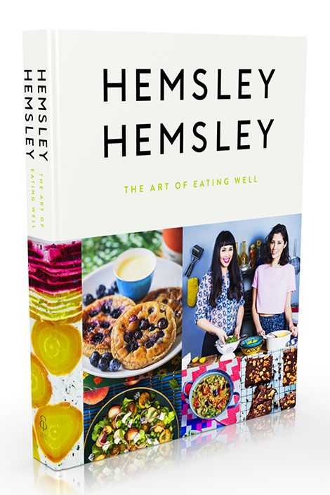 Cookbook | HEMSLEY + HEMSLEY - healthy food and living