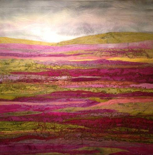 Morning Moor - Judith Reece                                                                                                                                                                                 More