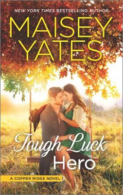 Tough Luck Hero  (Book) : Yates, Maisey : Ranching heir Colton West knew his wedding would be the talk of the town. But he didn't expect to get left at the altar--or to escape on the next flight to Vegas with Lydia Carpenter, the woman who gets under his skin like no one else. The only thing crazier than honeymooning with Lydia is waking up married to her. So why does he find himself entertaining his new wife's desire to stay married--and fantasizing about a real wedding night? As Copper…