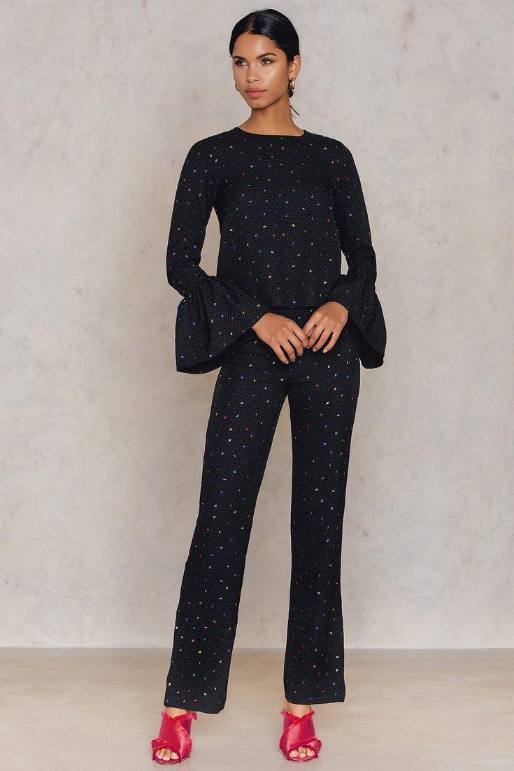 Sille Zip Black Trendy Fashion 16037147