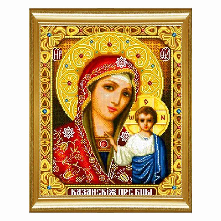 Needlework,DIY Cross Stitch,AB DrillDiamond Painting,5D Diamond Embroidery,Jesus holy mother Mosaic Round Rhinestone Stitch Home ** Prover'te izobrazheniye, posetiv ssylku.