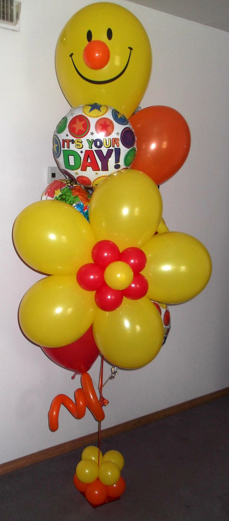 Pin by Balloons and More Gifts on Balloon Bouquet Delivery