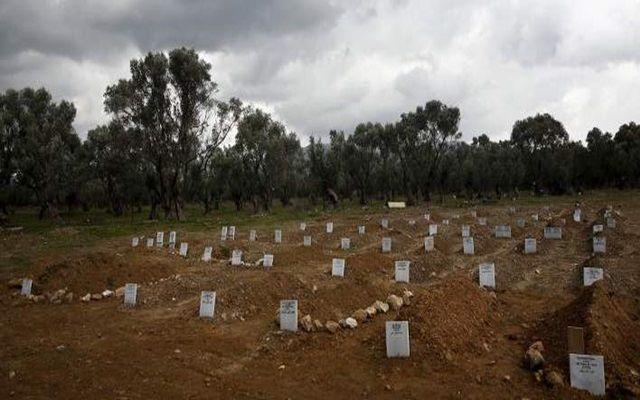 Η Αλήθεια: Οι «ανώνυμοι» τάφοι της Λέσβου - Η άλλη πλευρά του...