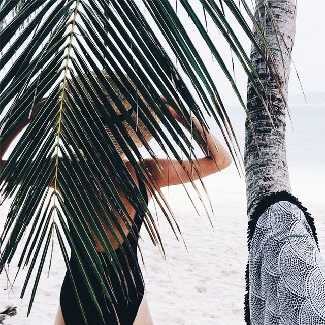 Summer | Bikini | Palm trees | More on Fashionchick.nl