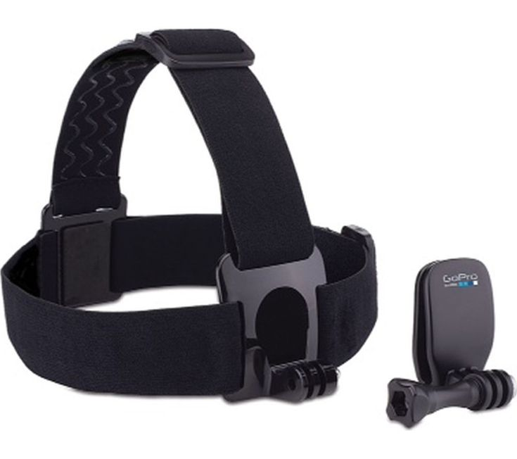 Buy Gopro Head Strap & Quick Clip Price: £24.99 Capture point-of-view videos with ease with the GoPro Head Strap & Quick Clip.Designed to fit securely and comfortably to your head or a headwear, it helps you deliver impressive first-person accounts of your favourite action sports and activities.The strap includes a quick clip that makes it easy to attach and remove your camera in seconds.Share your adventures from the first-person with the GoPro Head Strap & Quick Clip. BUY NOW for just…