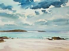 scotland watercolor painting - Yahoo Image Search Results