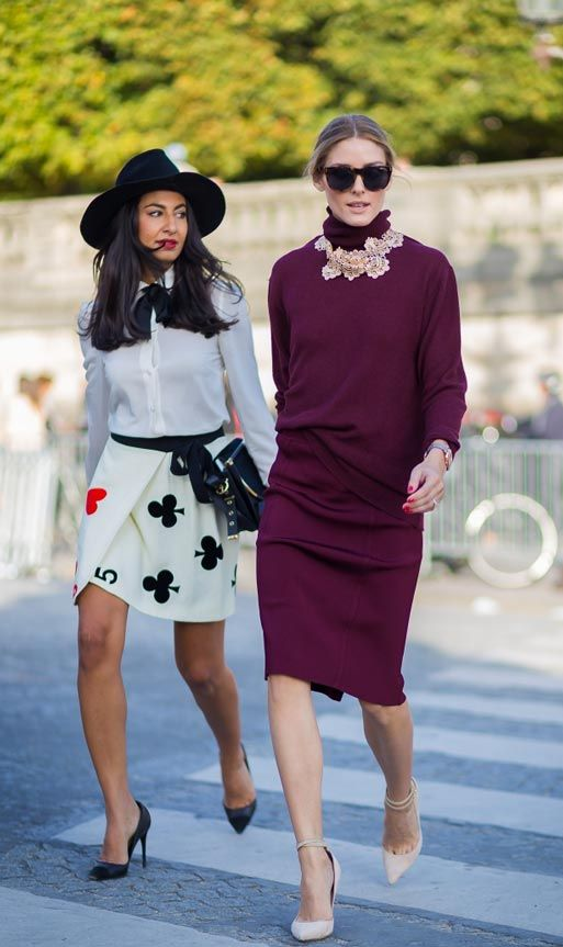 17 Best Images About Olivia Palermo Style On Pinterest Coats Fashion Weeks And Olivia D 39 Abo