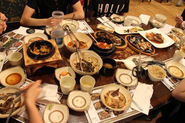 Song Cook's - authentic Korean Restaurant - Steeles Avenue near Yonge Street