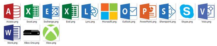 マイクロソフトが提供しているアイコンセットまとめ   プログラミング生放送