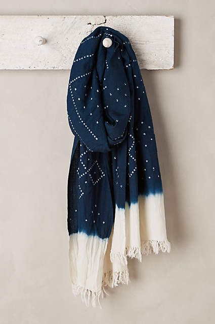Lake of the Woods Scarf - anthropologie.com