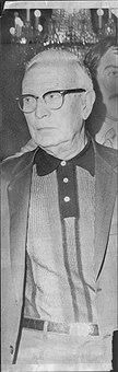 Diego Amodeo aka Papa Dave (1893-1984) was a Sicilian born (Palermo) captain in the Gambino family. He was made a skipper in the 50s ,operated out of a social club he ran for many years in the bronx-yonkers area.