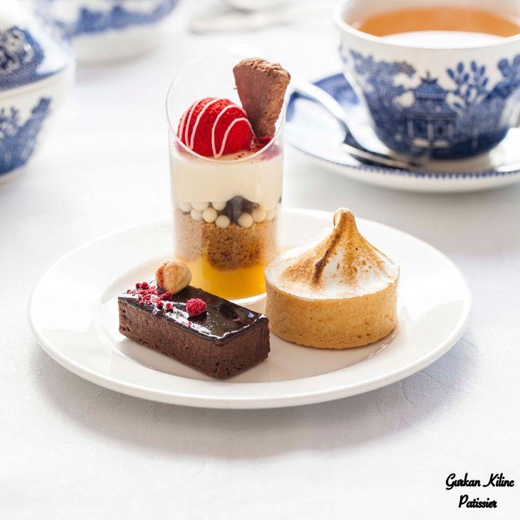 High Tea items