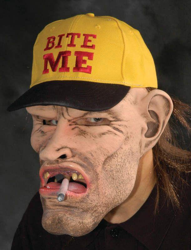Bite Me Mask