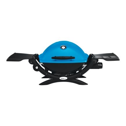 Blue Weber Q1200LP Tabletop Grill at Ace Hardware