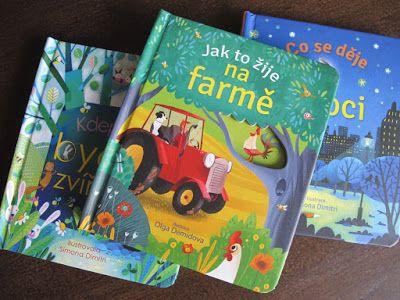Jak to žije na farmě - Knihy dětem