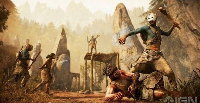 Le prochain FAr Cry se déroulera à l'ère glacière de la préhistoire #FarCry