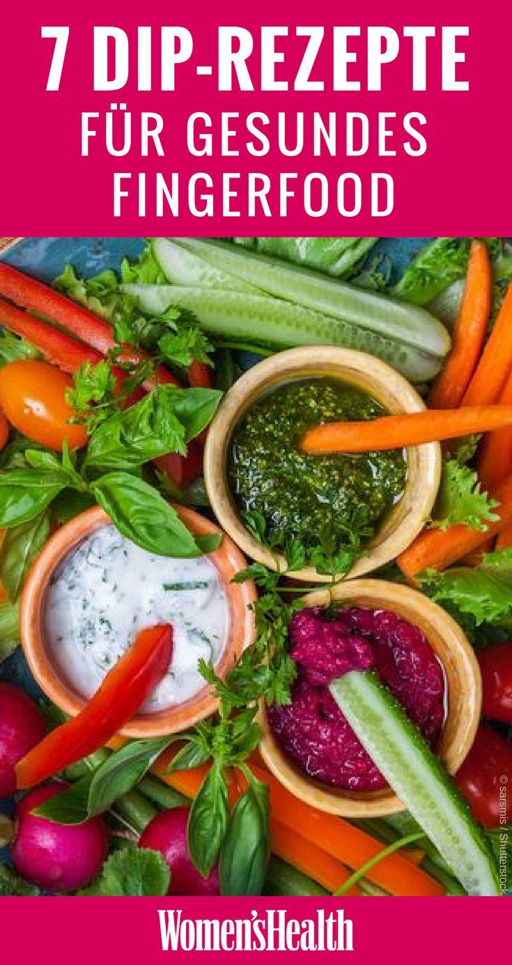50 Best Gesunde Leckere Snacks Images On Pinterest Cooking Food Topi Highlight Plastik Diese 7 Dips Muss Man Einfach Lieben