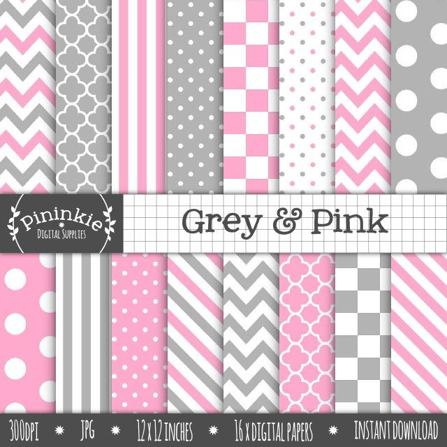Pink and Grey Digital Paper Digital Scrapbook Paper Background Paper Instant Download Commercial Use Pink Chevron Pink Polka Dots Grey #BabyScrapbookIdeas #BabyScrapbook #BabyGirl #DigitalPaper #ScrapbookPaper Background Paper Instant Download Commerical Use Pink Chevron Pink Polka Dots Grey Pink and Grey Digital Paper Digital Scrapbook Paper Card Making Digital Patterned Paper Chevron Paper Baby Girl Background 4.00 USD