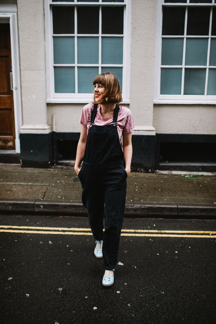 Asos Dungarees - Simple Style - being an introvert