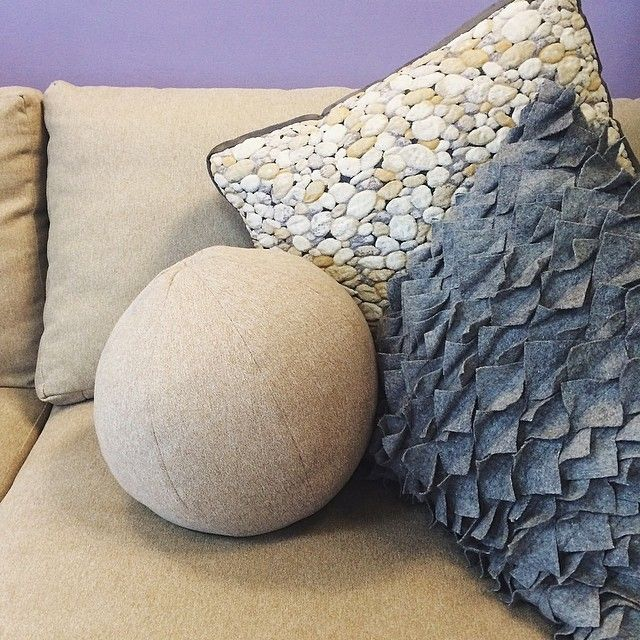 Add some spice with unique pillows! (Pictured: Carrick Pillow Pack, Fleming sectional): Carrick Pillows, Unique Pillows, Renting Pillows, Pillows Packs, Pillows Rental, Decor Pillows