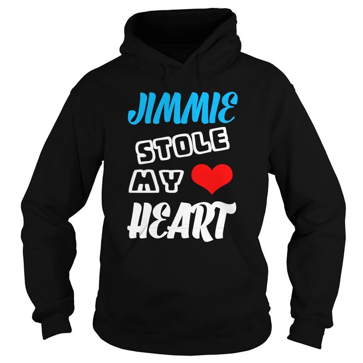 Jimmie Stole My Heart ᗚ  TeeForJimmie Jimmie Stole My Heart  TeeForJimmie  If you are Jimmie or loves one Then this shirt is for you Cheers TeeForJimmie Jimmie
