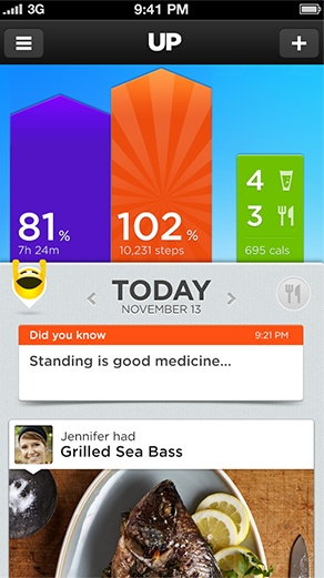 UP by Jawbone | Know yourself. Live better. Gotta try this to keep on track!!