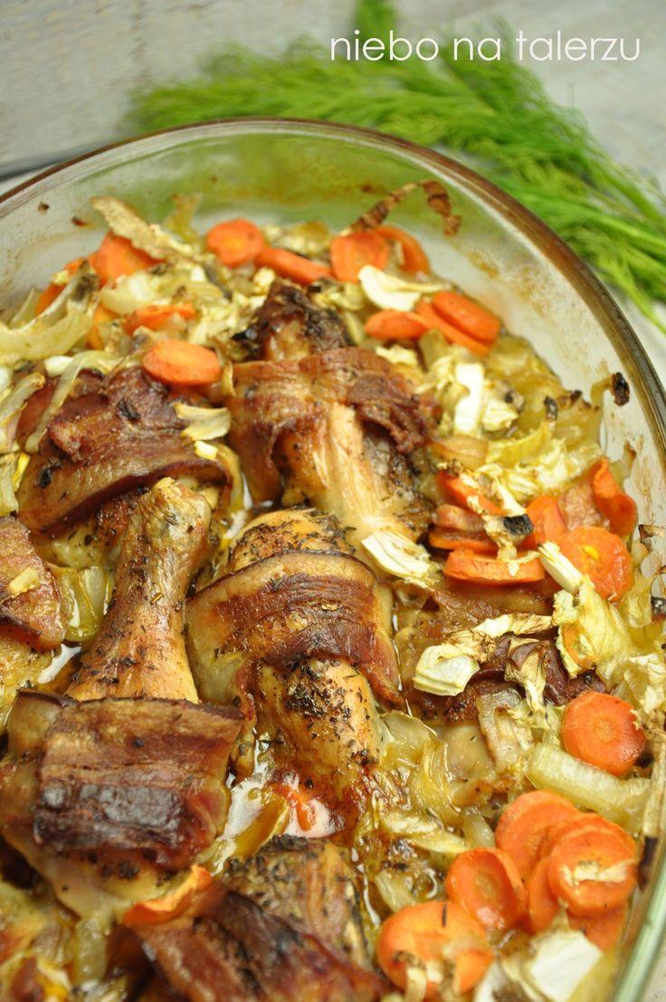 Potrawa, która nie wymaga żadnej wielkiej filozofii, jest prościutka i łatwa do wykonania, a efekt znakomity. Mięso jest soczyste, kruche, b...