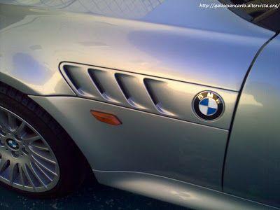fotografie e altro...: Auto BMW Z3 1.8 Roadster