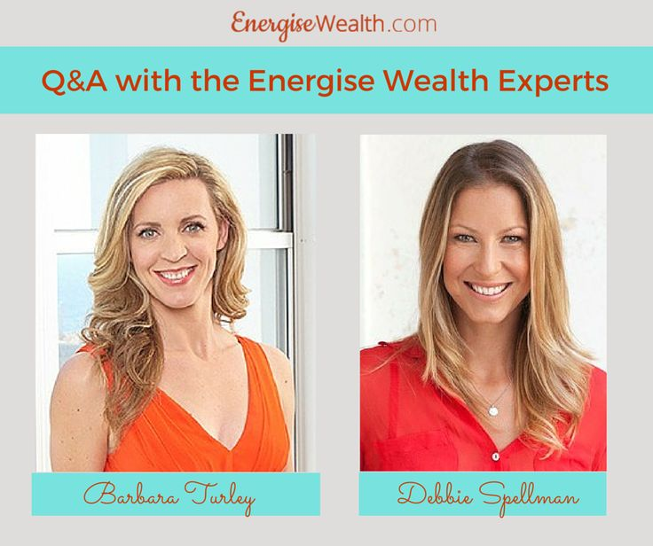 Do you believe enough in yourself to make it in your own business?  We got this question posed to us this week so Barbara Turley brought in our Self Worth Expert, Debbie Spellman, to tackle this tricky topic.  Watch the video here: http://bit.ly/1sF0BbI  #energisewealth #debbiespellman #barbaraturley #womeninbusiness #womenandmoney #womeninbiz #womensuccessmoney #womenandsuccess #womenentrepreneurs