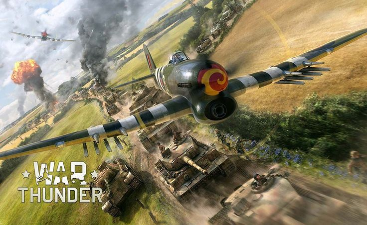 Вар Тандер — онлайн игра про танки и самолёты!