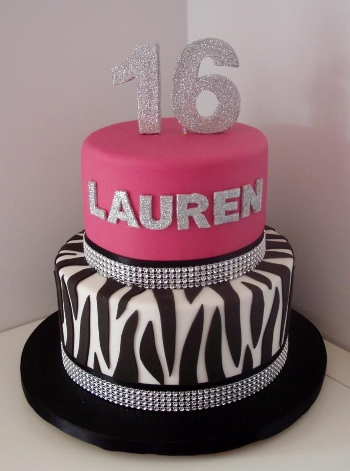 Amazing 16th Birthday Cakes 17 Best images about S...