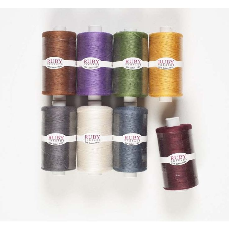 Ruby Threads Big Essentials Collection Patchwork and Craft