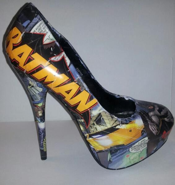 Wedding shoes???? I think so! Somebody should order them for me :)