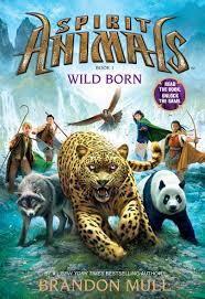 Spirit Animals: Wild Born (#1) | Brandon Mull (F MUL)