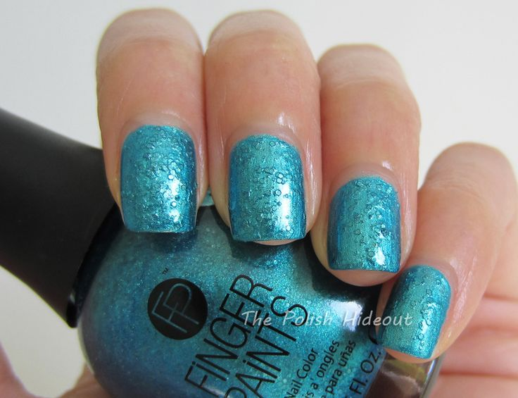 FingerPaints Tails of Love - Enchanted Mermaid Collection