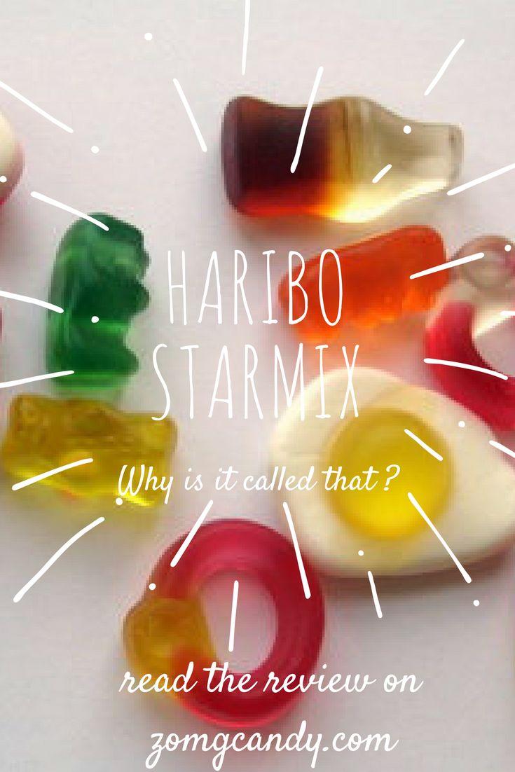 Haribo Starmix from the UK / Ireland!