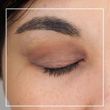 Eyeshadow Duo: Naturalizer + Irish Cream