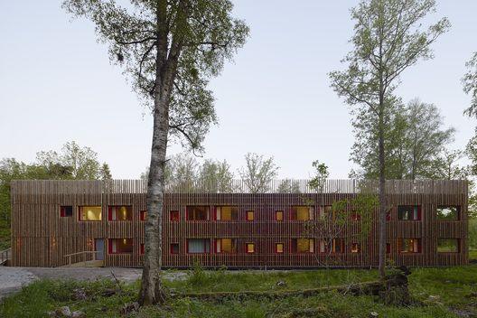 Hotel Öijared / Kjellgren Kaminsky Architecture