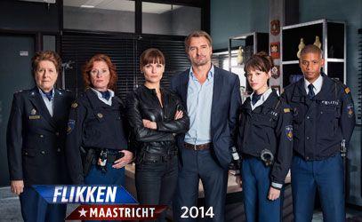 Flikken Maastricht cast season 8