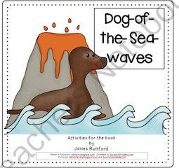 Dog-of-the-Sea-Waves (Compatible with 3rd Grade Journeys) from Pitners Potpourri on TeachersNotebook.com -  (40 pages)  - 11 activities compatible w/ 3rd Journeys textbook: research writing, prefixes re- & un-, syllable sorts, questioning, speaking and listening activity, definitions, sequencing,