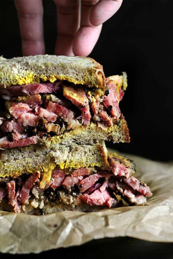 FAUX SMOKED MEAT/PASTRAMI