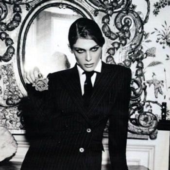 Paris Drag King Louise