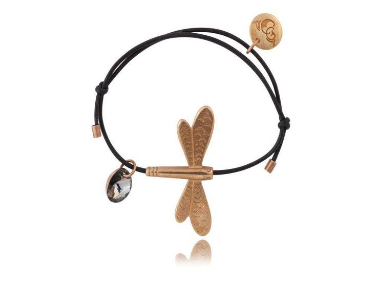 bydziubeka #jewelry #dragonfly #bracelet