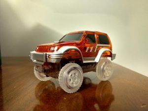 Car - Glow Trax Toy Review
