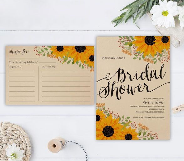 Best 25 Cheap bridal shower invitations ideas – Inexpensive Wedding Shower Invitations