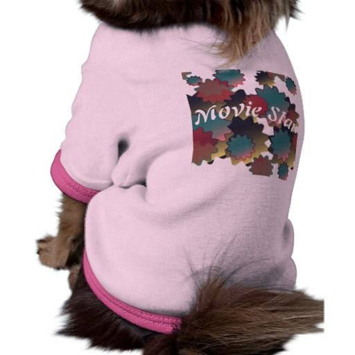 """Pet Sweater """"Movie Star"""" Dog Clothes"""
