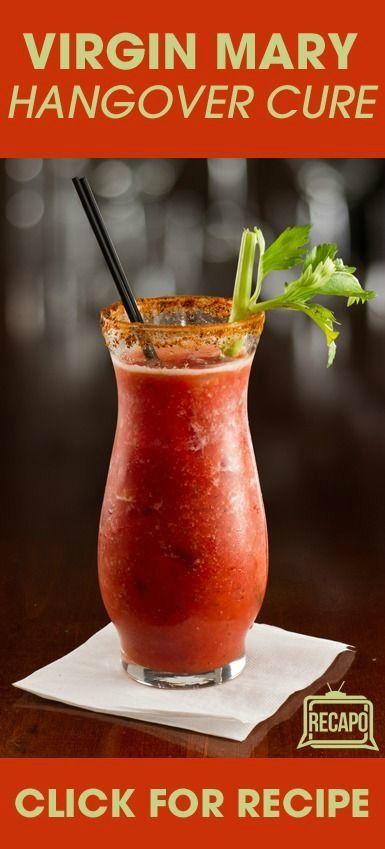 Best virgin mary drink