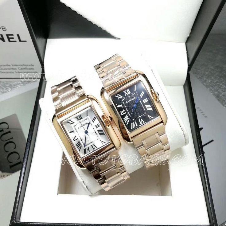 W5200028 カルティエ時計 CARTIER タンクソロ XL  【新品】 時計 メンズ